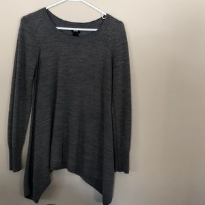 Grey H&M Long Sleeve Top
